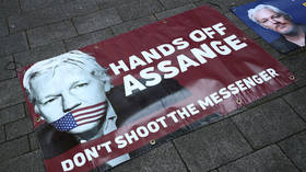 US officially requests extradition of Julian Assange – reports