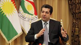 Iraqi Kurdistan's MPs name president's cousin as new PM