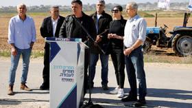 Israeli Labor party leader Gabbay won't seek re-election