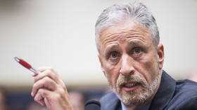 'You should be ashamed': Jon Stewart shreds members of Congress for skipping 9/11 victims hearing
