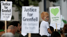 Grenfell: Londoners still waiting for answers two years after deadly fire (VIDEO)