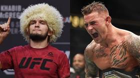 WATCH: Khabib & Poirier hold press conference ahead of UFC 242 showdown