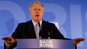'Plaster comes off the ceiling': Boris Johnson defends past offensive comments at leadership launch