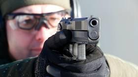 Russian military gets first batch of futuristic Udav handguns