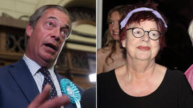 'Incitement of violence': Farage blasts comedian after joke about battery acid 'fantasy'