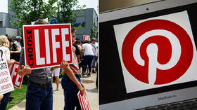 Pro-life group kicked off Pinterest for 'misinformation' after flagged as porn site