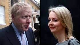 'Apologists for Iranian regime': Boris backer Truss slams critics over Zaghari-Ratcliffe case