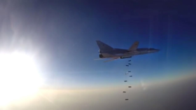 Russian Air Force targets militants in Syria's Idlib at request of Turkish military
