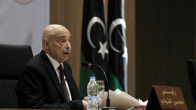 Peace talks only after 'Tripoli is captured,' head of east Libya parliament says