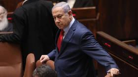 Netanyahu thanks Modi for UN vote, highlighting growing Indian-Israeli alliance
