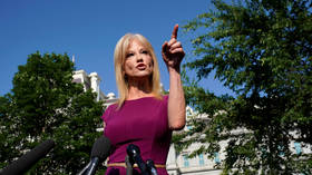 Government watchdog says Kellyanne Conway violated Hatch Act, calls for her removal from office