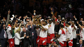 Toronto Raptors beat Golden State Warriors to win their first NBA title