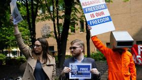 Assange case proved US press 'doesn't believe in free speech'