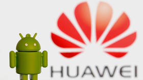 Axing America's Android: Huawei files to trademark own mobile operating system worldwide