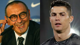 Sarri to Juventus: How will chain-smoking Italian get on with fitness freak Ronaldo?
