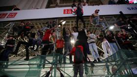Vandalism reported as Toronto celebrates Raptors' NBA championship win (VIDEO)