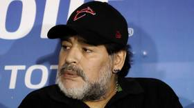 Diego Maradona steps down as Dorados manager citing 'medical advice'