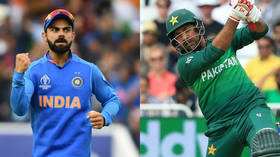 India v Pakistan: 1 billion fans set to tune in for Cricket World Cup mega-match