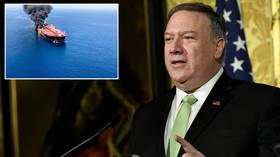 'Is it diplomacy, Mr Pompeo?' Iran recalls US history of false-flag ops, questions tanker attacks