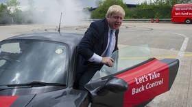 Brits won't buy used car from Boris Johnson – but think he'll be the one to steer them into Brexit