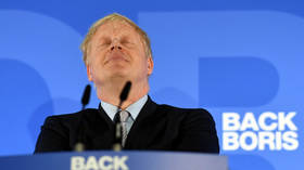 Boris' tactic to become British prime minister is to hide the crazy