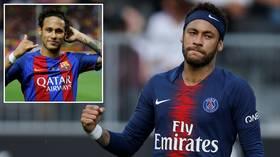 Back to Barca? Football 'super agent' Pini Zahavi negotiating Neymar's PSG exit - reports