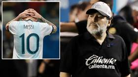 'You're offending the shirt': Diego Maradona slams Argentina following Copa America defeat