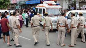 3 Delhi officers suspended following public outrage over driver's brutal beating (VIDEOS)