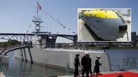 Drone force to fight China: US Navy wants to build fleet of killer robot warships & subs