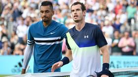 'I don't want to carry him at Wimbledon': Nick Kyrgios rejects Andy Murray's doubles offer