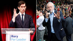 Tory leadership underdog Stewart credits Corbyn for surge in popularity, as liberal journos swoon