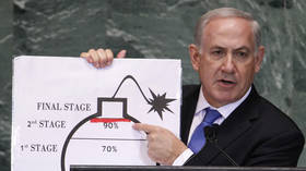 Israel has 80-90 nukes, SIPRI report says, as Tel Aviv continues to accuse Iran of nuclear obsession