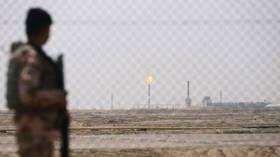 Rocket hits Basra oil headquarter site of Exxon, Royal Dutch Shell