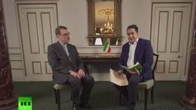 Iranian ambassador: Tanker attacks are a plan to PROVOKE US-IRAN WAR! (E761)