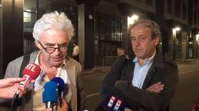 'A lot of noise for nothing,' Michel Platini's lawyer says as ex-UEFA boss released from custody