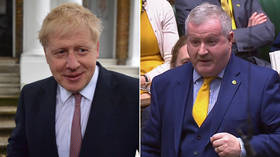 SNP's Ian Blackford provokes Tory fury after labeling Boris Johnson 'a racist' in parliament (VIDEO)