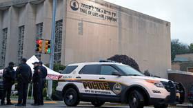 Guns as religion: Trump's envoy calls for armed guards at synagogues & Jewish schools