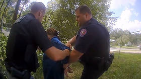 87yo woman tasered by Georgia police, excessive force lawsuit pending (VIDEO)