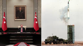 Erdogan doubles down on S-400 deal, vows Turkey will retaliate against any US sanctions