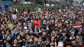 China warns 'black hand' of Western meddlers to stay out of Hong Kong