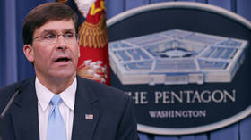 Shanahan out, Esper in: 'Revolving door' of lobbyists in Pentagon is like 'money laundering'