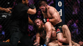 Khabib reveals EXACTLY what he felt when he choked out McGregor