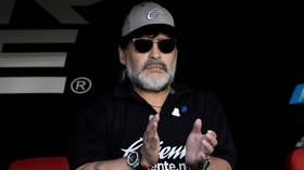 'I'm not dying': Argentina icon Maradona denies Alzheimer's rumors