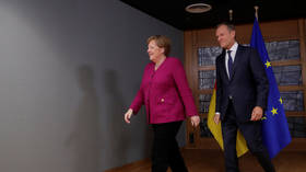 'Withdrawal Agreement not open for renegotiation': Tusk & Merkel deliver Brexit blow to Tories