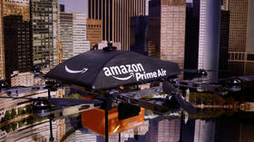 Amazon patents 'helpful' surveillance delivery drones that totally don't spy on your neighbors