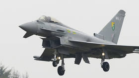 2 RAF jets scramble to intercept plane with 'extremely disruptive passenger,' create sonic boom