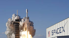 Funeral flight? SpaceX to send HUMAN ASHES into orbit aboard Falcon rocket... for $5k per gram
