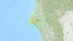 5.6-magnitude earthquake hits 5km off California coast