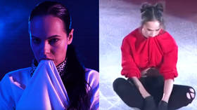 'Unprofessional': Olympic champ Alina Zagitova's coach accused of stealing US dancer's moves