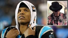 NFL star Cam Newton DENIED as he offers airline passenger $1,500 to switch seats (VIDEO)